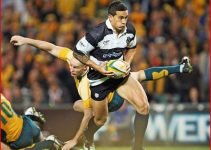 Sonny Bill Williams Switching Between Rugby Union and Rugby League
