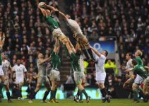 Rugby Lineout